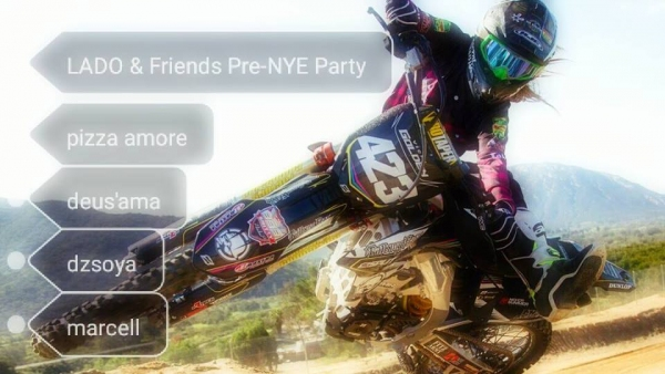 LADO & Friends Pre-NYE Party