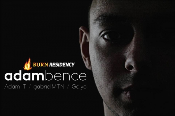 ColLAB Presents Special Guest: adambence