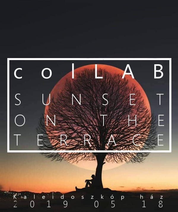 ColLab - Sunset on the terrace